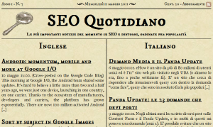 SEO Quotidiano